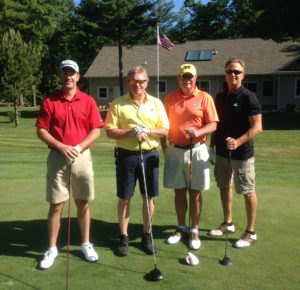 Arc Golf Scramble